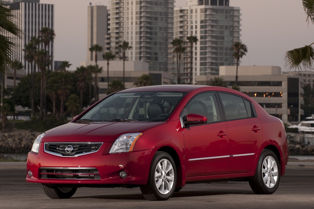 2012 Nissan Sentra: New Car Review