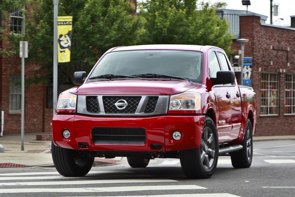 2012 Nissan Titan: New Car Review