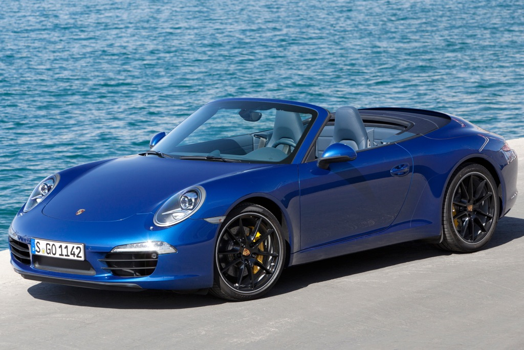 2012 Porsche 911: New Car Review