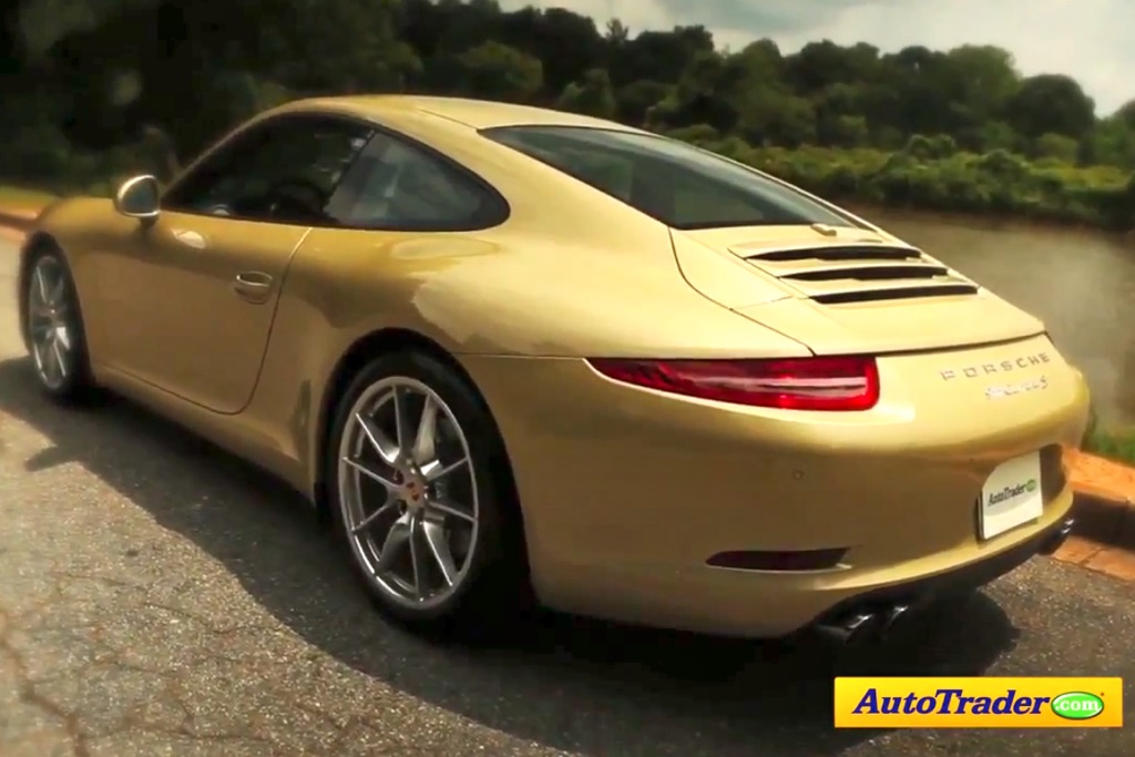 2012 Porsche 911 Carrera S: 5 Reasons To Buy - Video