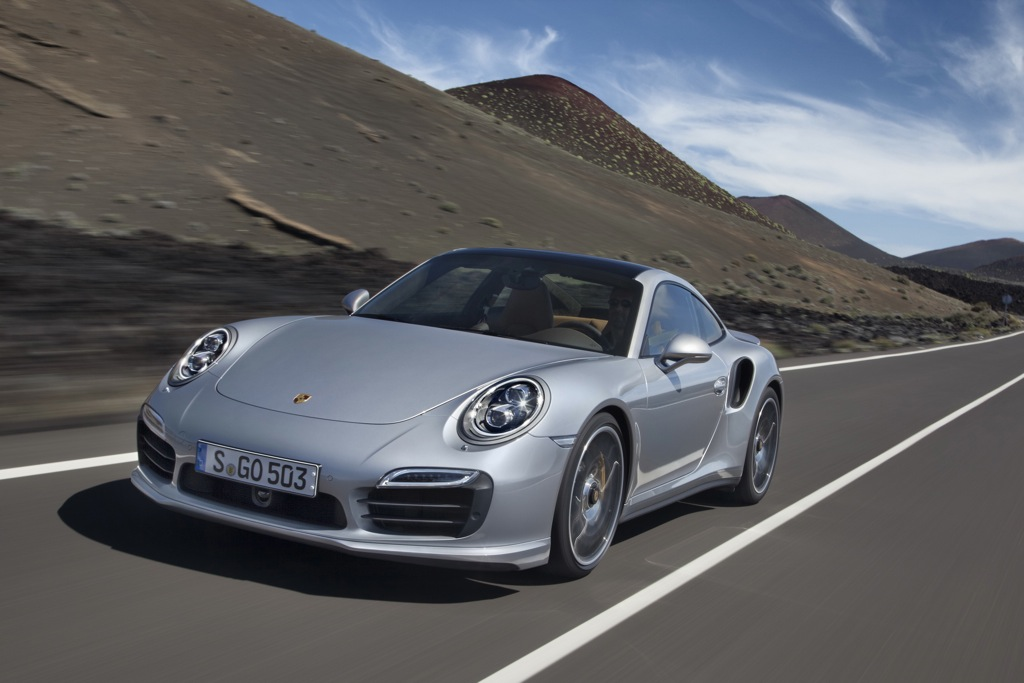 2014 Porsche 911 Turbo: Overview