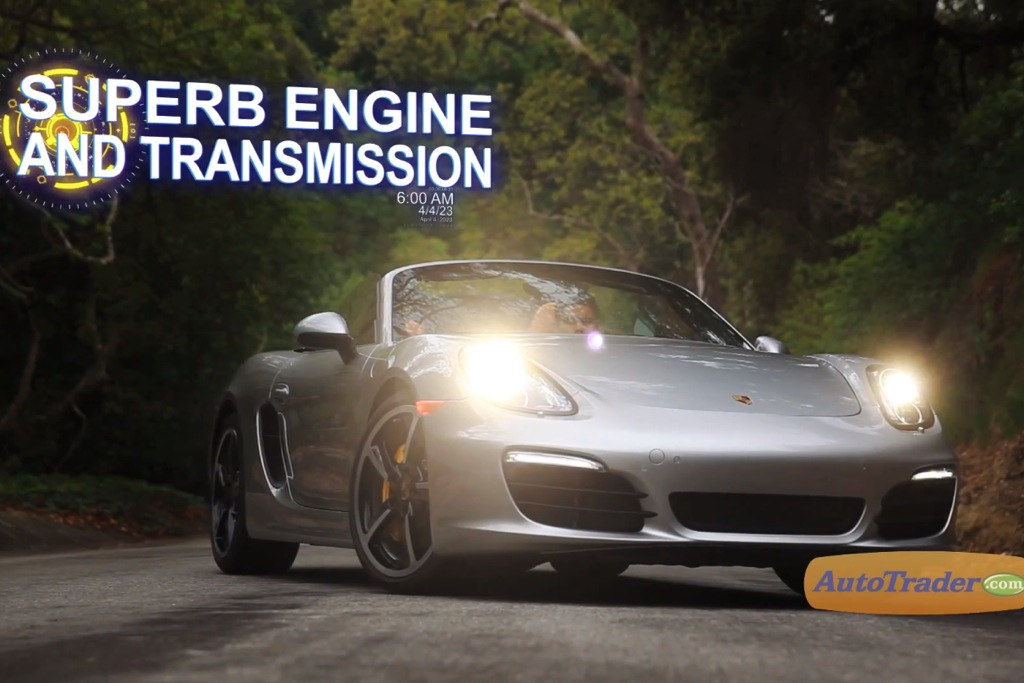 2013 Porsche Boxster S PDK: 5 Reasons to Buy