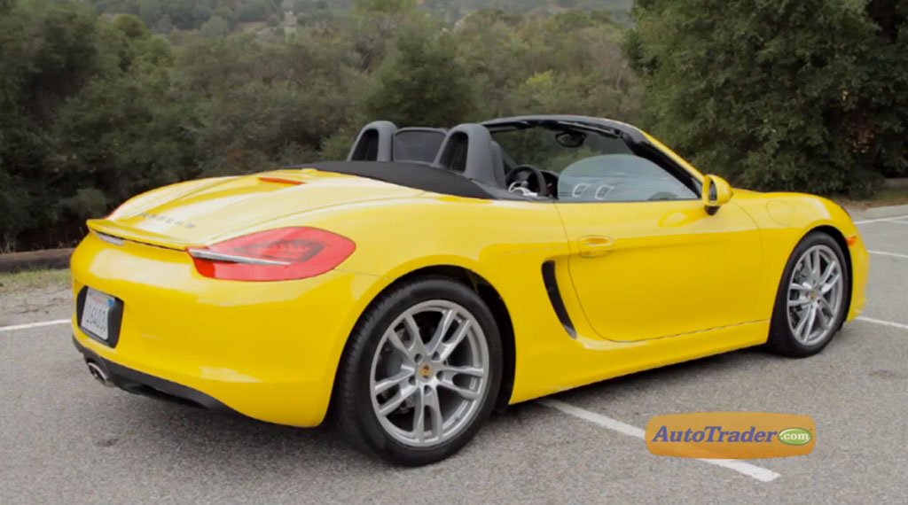 2013 Porsche Boxster: New Car Review Video