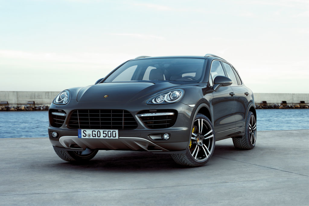 2012 Porsche Cayenne: New Car Review