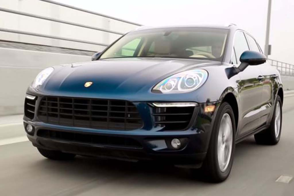 2016 Porsche Macan: 5 Reasons to Buy - Video