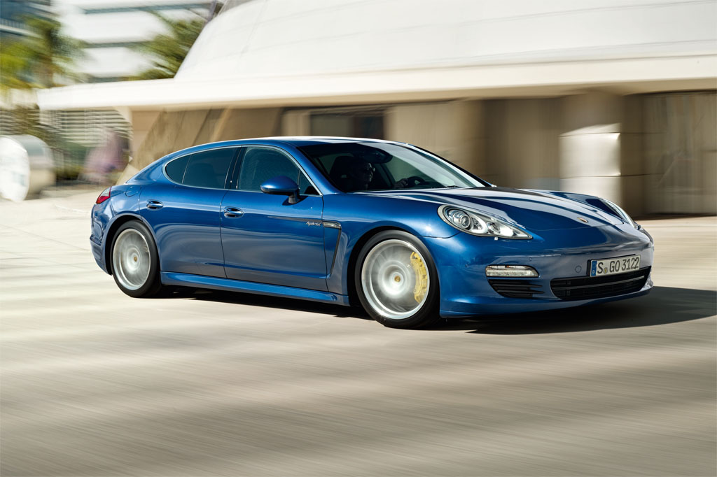 2012 Porsche Panamera: New Car Review