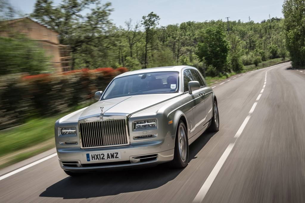 2013 Rolls-Royce Phantom: Overview