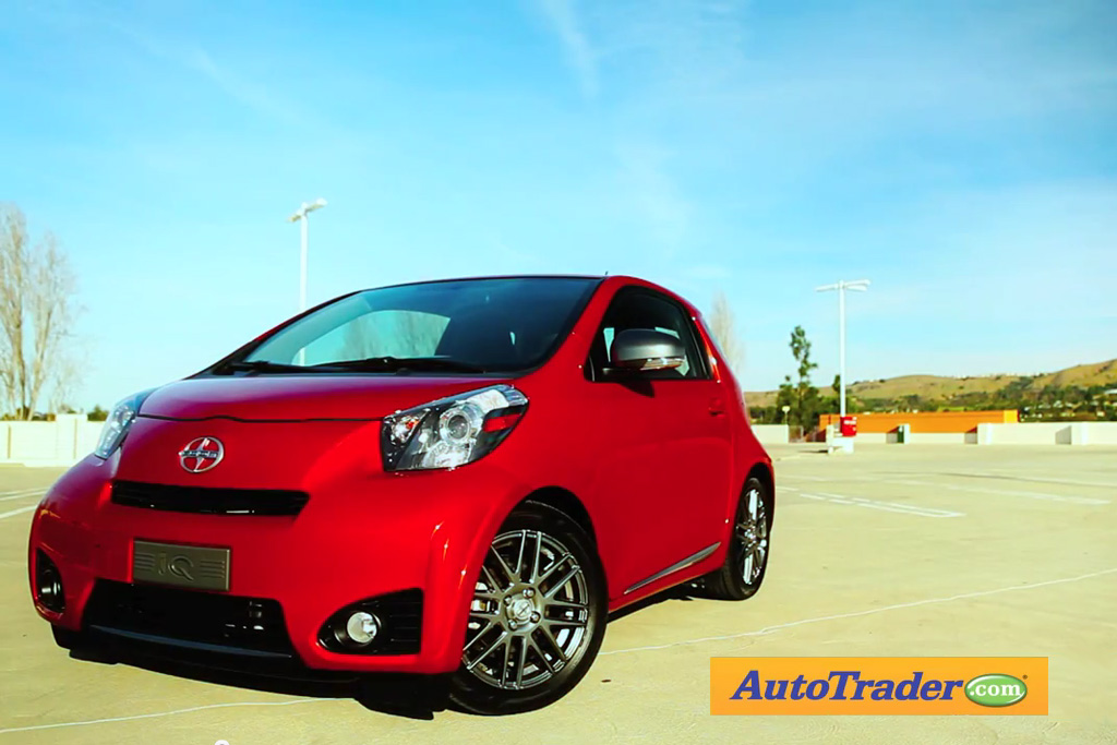 2012 Scion iQ: 5 Reasons to Buy - Video