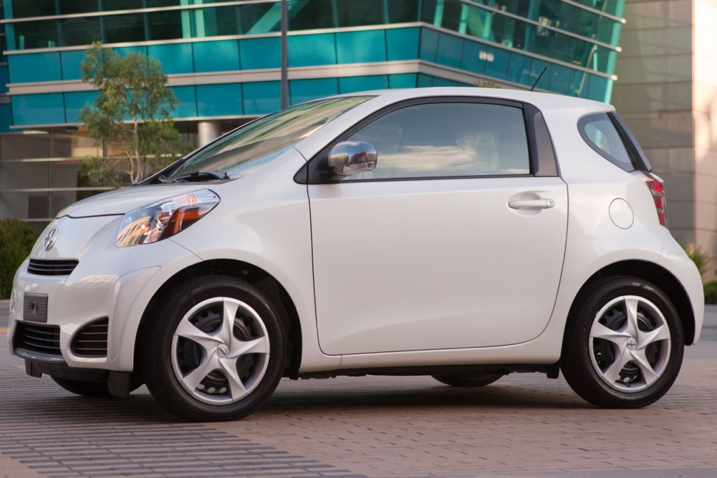 2012 Scion iQ: New Car Review