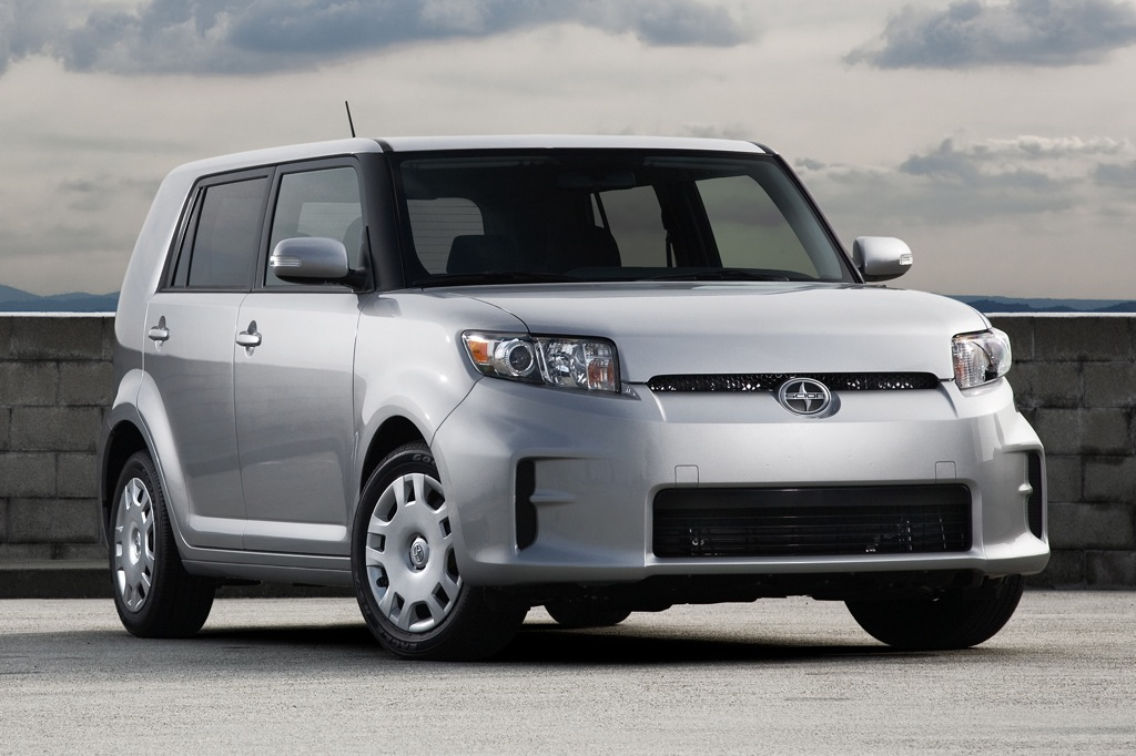2012 Scion xB: New Car Review