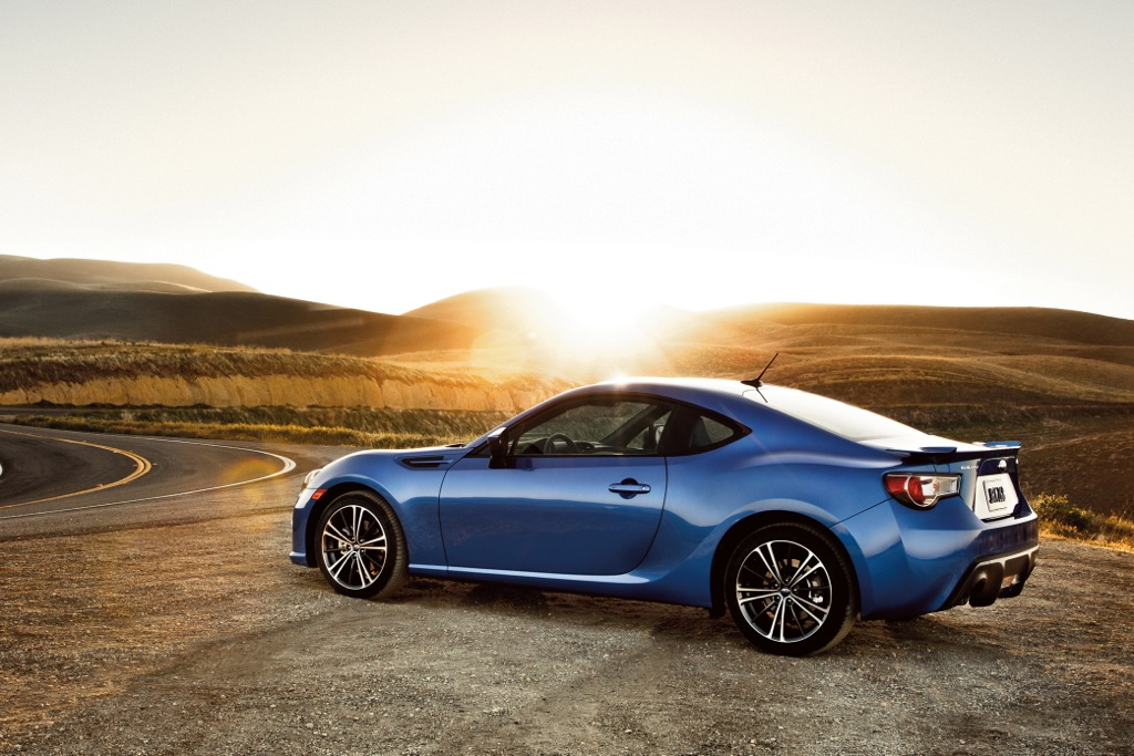 2013 Subaru BRZ: Real-World Review