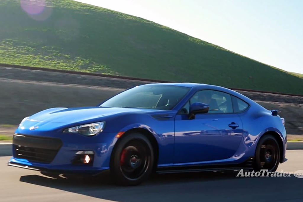 2015 Subaru BRZ: 5 Reasons to Buy - Video
