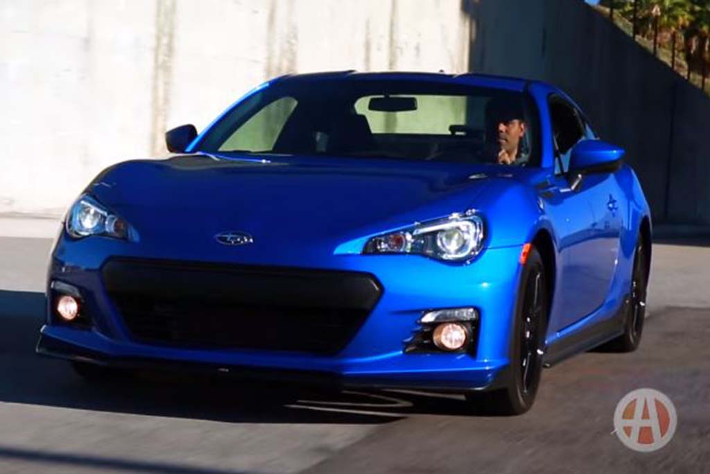 2016 Subaru BRZ: 5 Reasons to Buy - Video