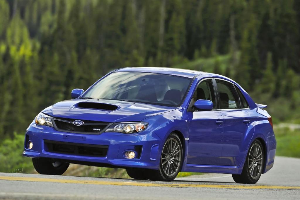 2012 Subaru Impreza WRX: New Car Review