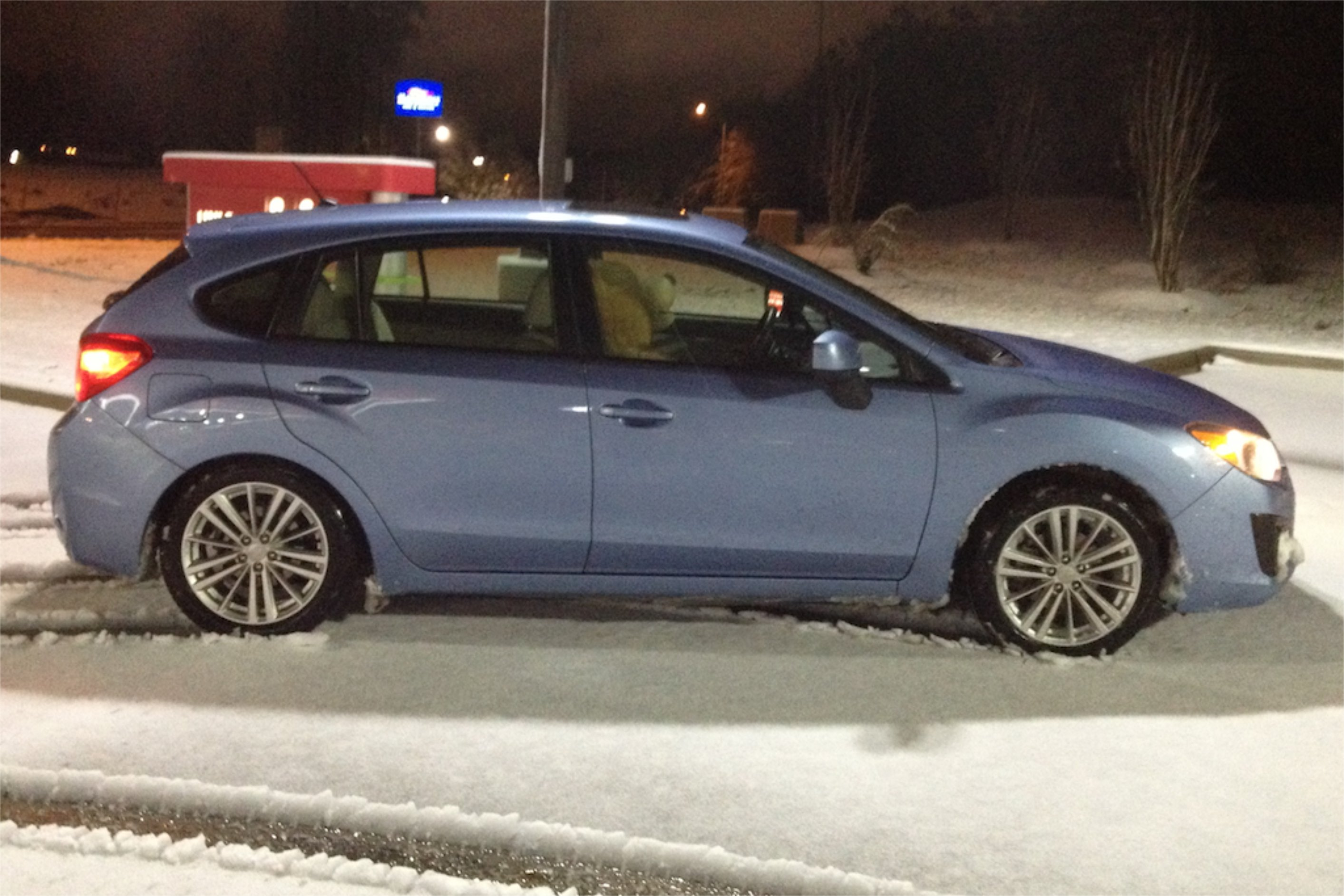 2012 Subaru Impreza: Road Trip to Philly