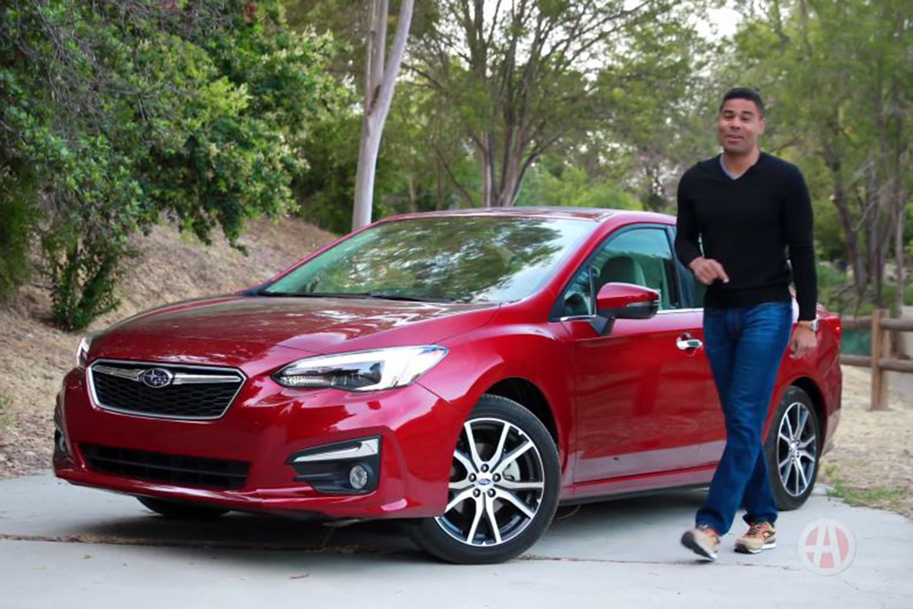 2017 Subaru Impreza: 5 Reasons to Buy - Video