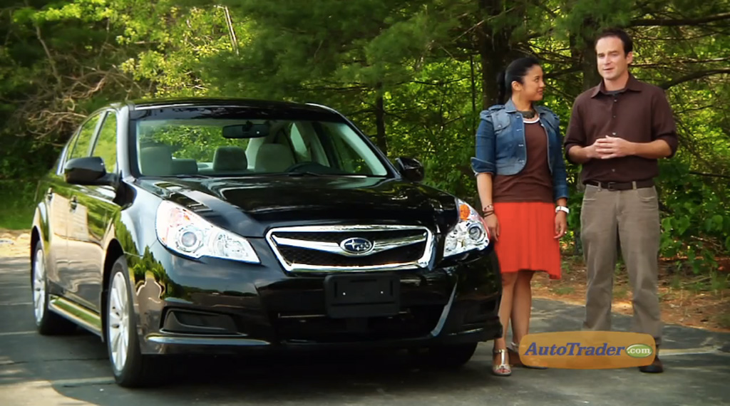 2011 Subaru Legacy: New Car Review - Video