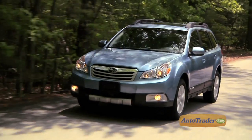 2011 Subaru Outback: New Car Review - Video