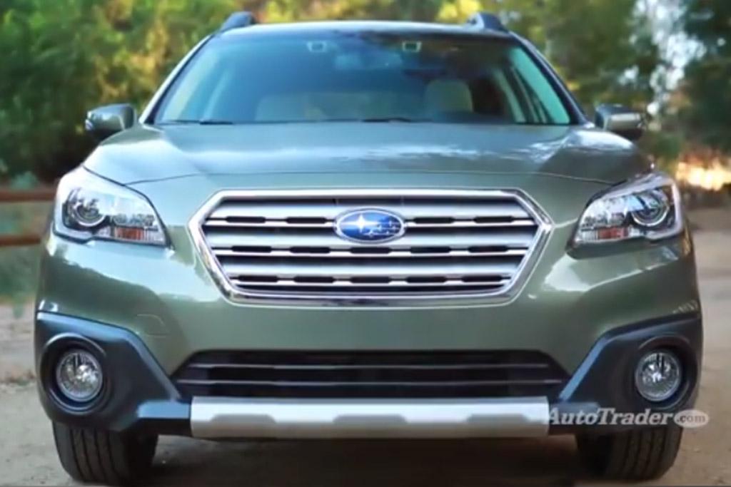 2015 Subaru Outback: 5 Reasons to Buy - Video
