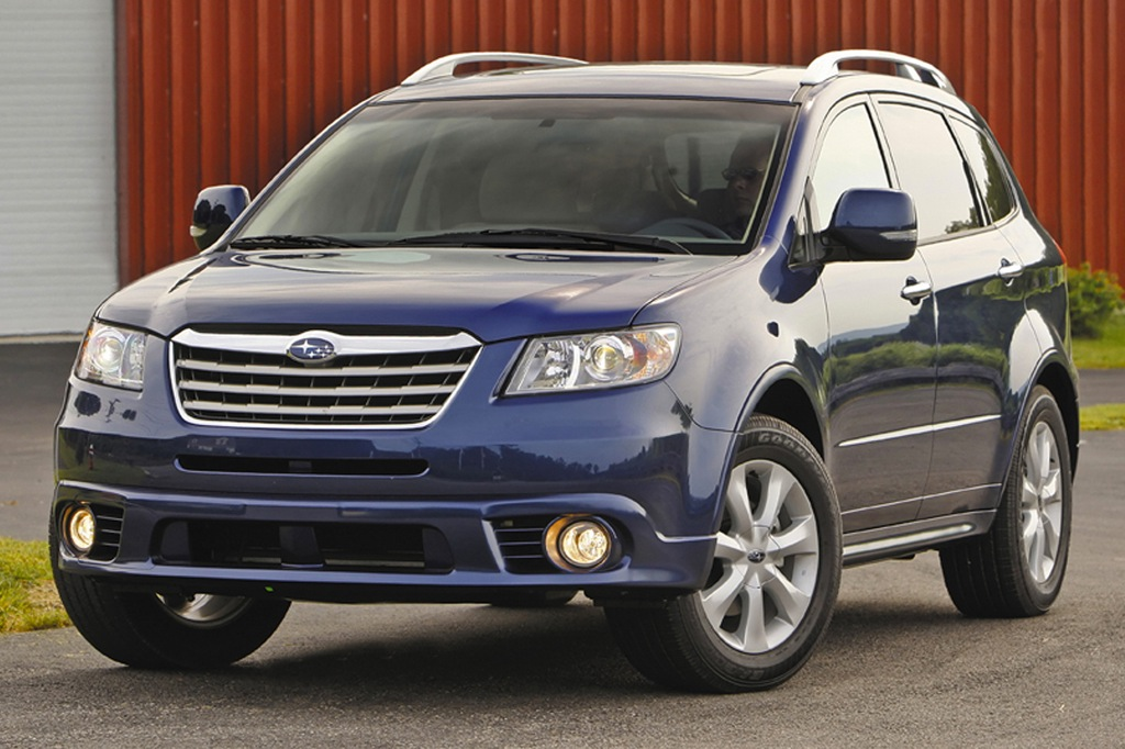 2012 Subaru Tribeca: New Car Review