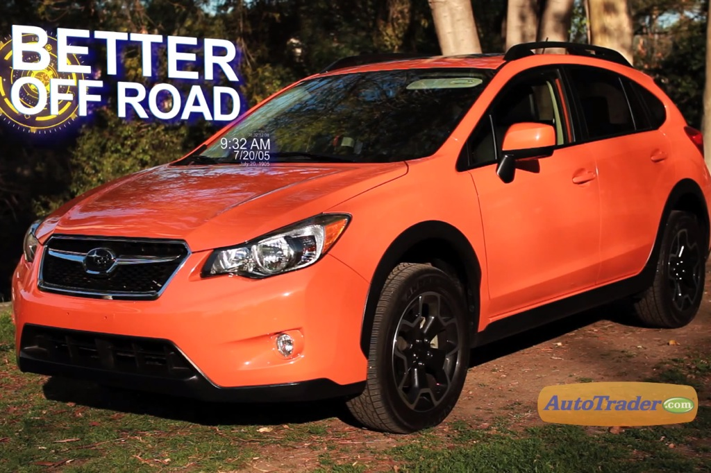 2013 Subaru XV Crosstrek: 5 Reasons to Buy