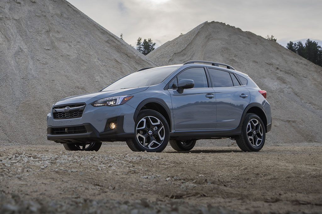 2018 Subaru Crosstrek: First Drive Review - Video