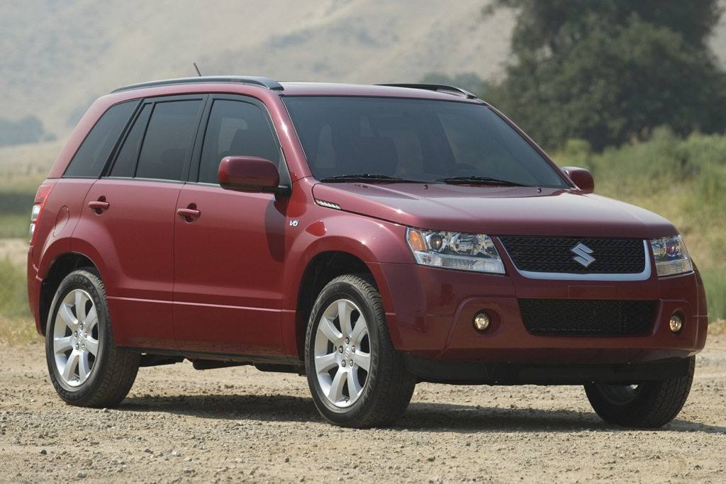 2012 Suzuki Grand Vitara: New Car Review