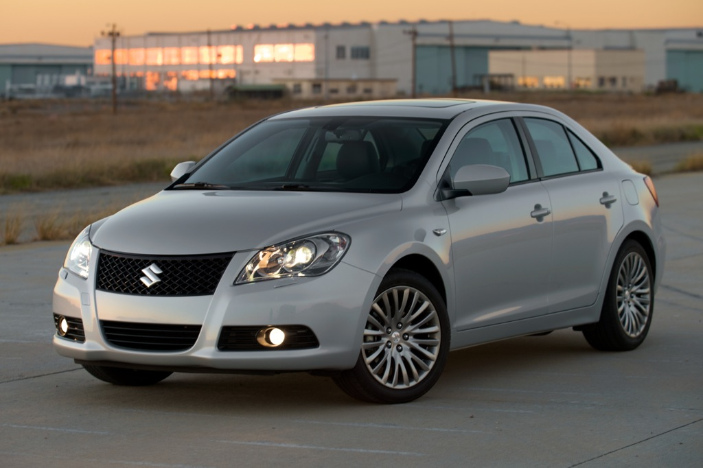 2012 Suzuki Kizashi: New Car Review