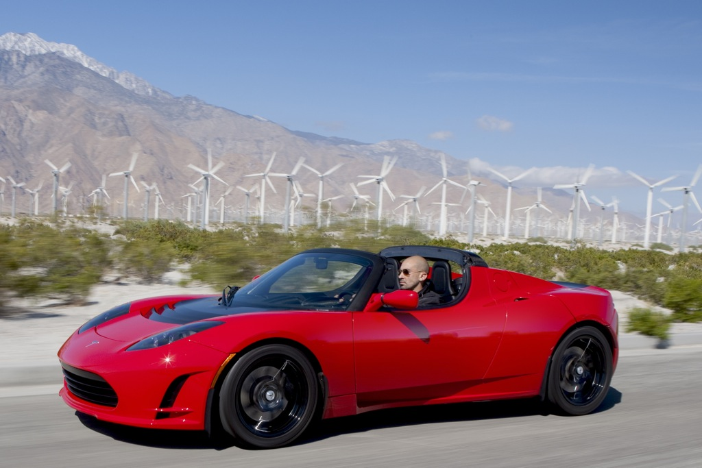 2011 Tesla Roadster: Overview