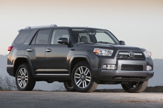 2012 Toyota 4Runner: New Car Review featured image large thumb0