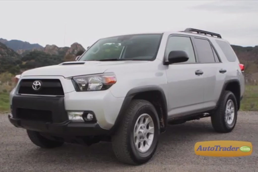 2013 Toyota 4Runner: New Car Review Video