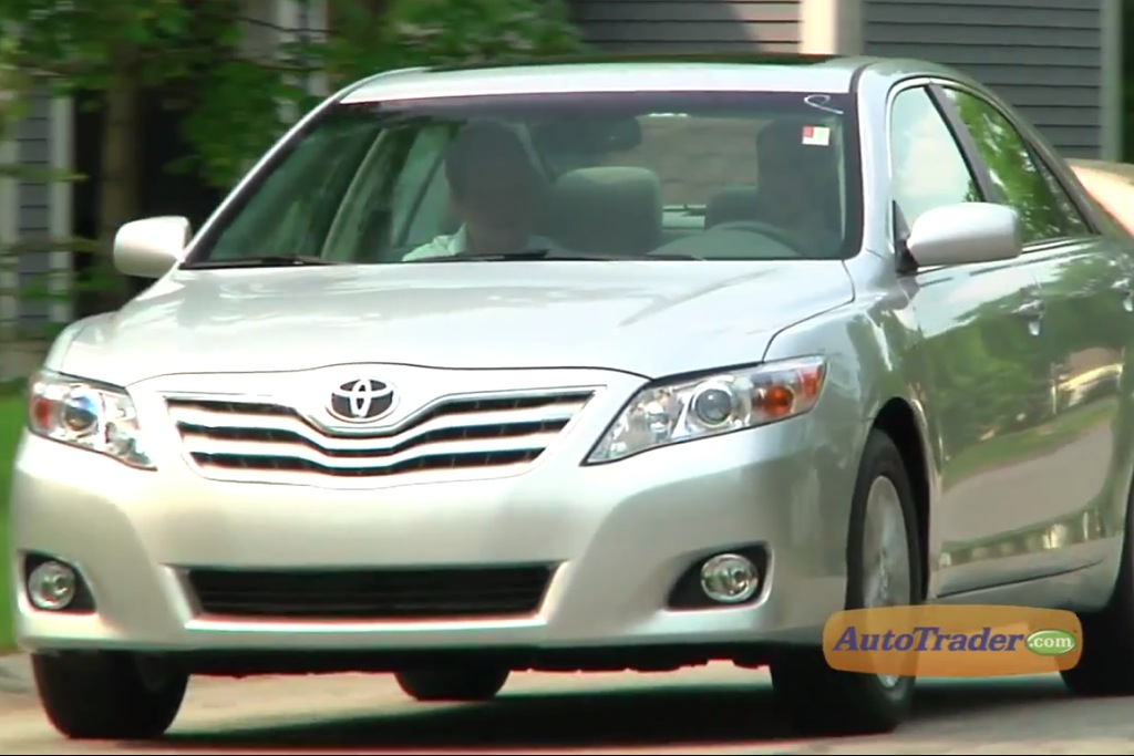 2011 Toyota Camry: New Car Video Review