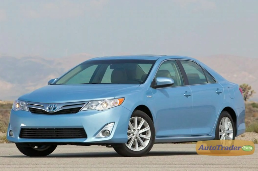 2012 Toyota Camry Hybrid: New Car Review - Video