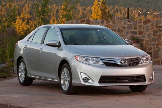 Camry Q&A: Is it still one of the most stolen?