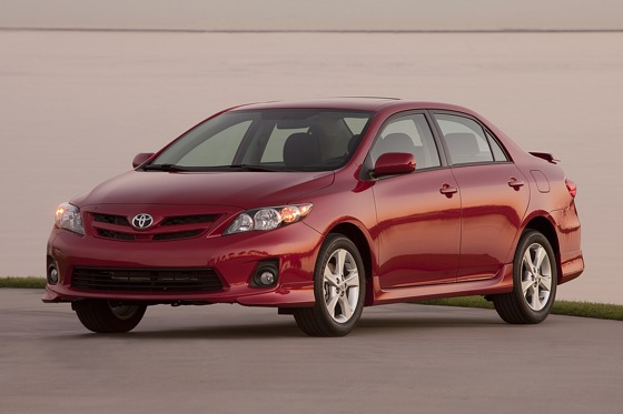 2011 Toyota Corolla: New Car Review