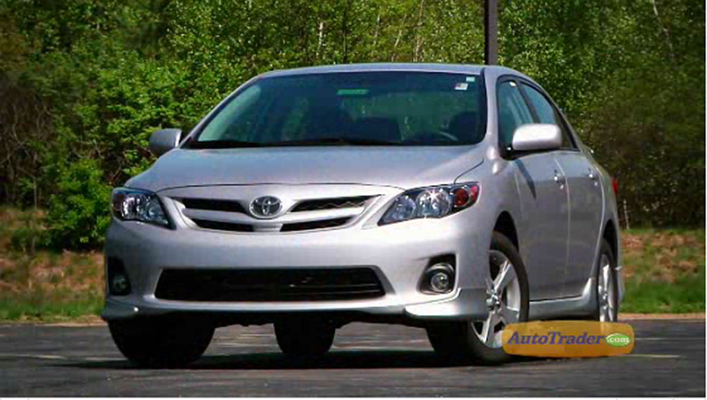 2011 Toyota Corolla - New Car Video Review