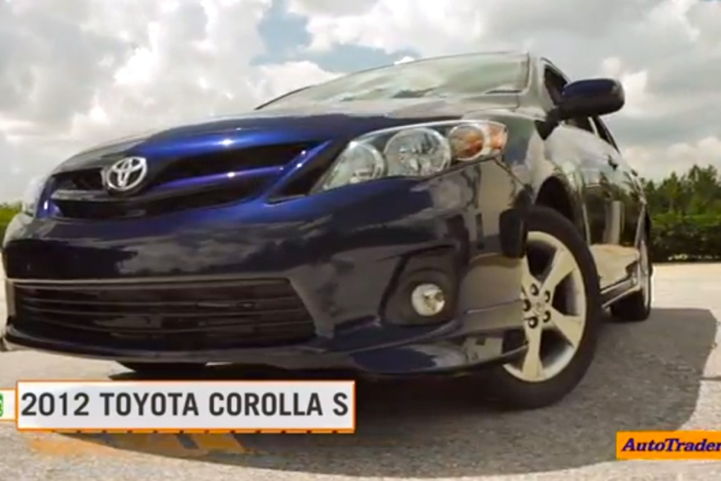 2012 Toyota Corolla: Totally Tested - Video