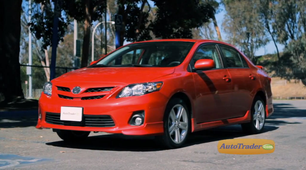 2013 Toyota Corolla: New Car Review Video