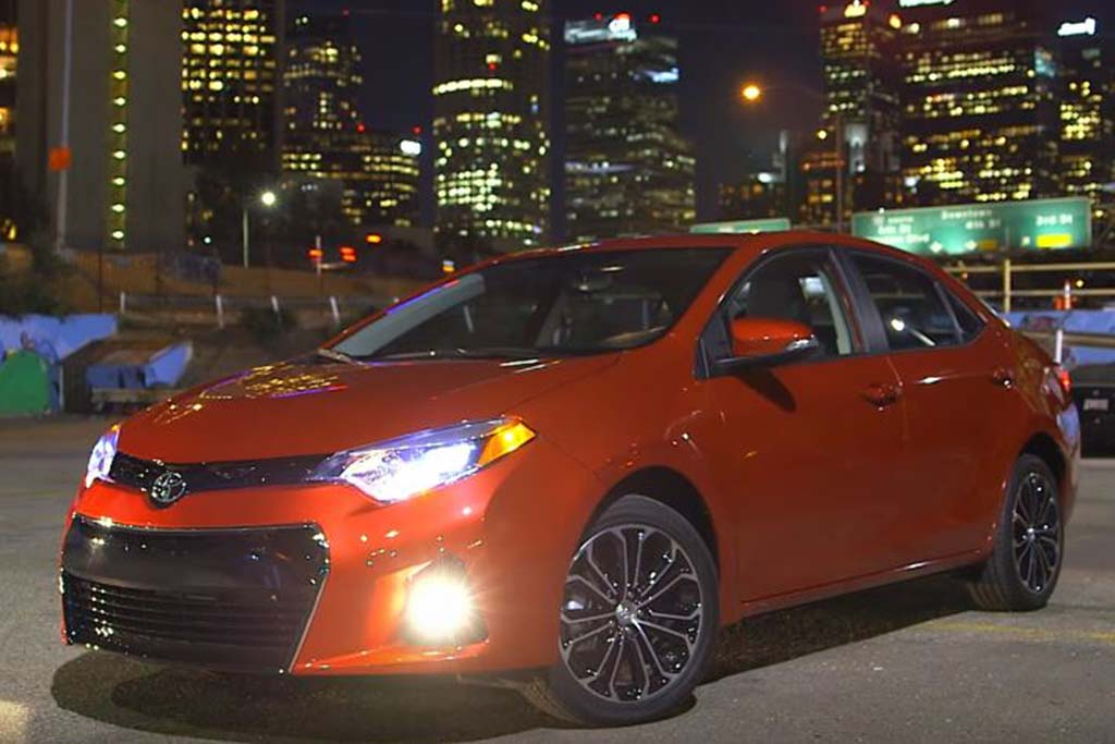 2016 Toyota Corolla: 5 Reasons to Buy - Video
