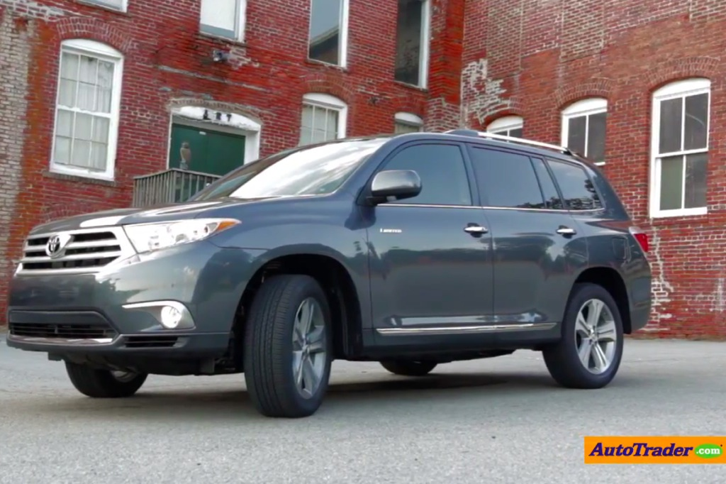 2012 Toyota Highlander: Totally Tested - Video