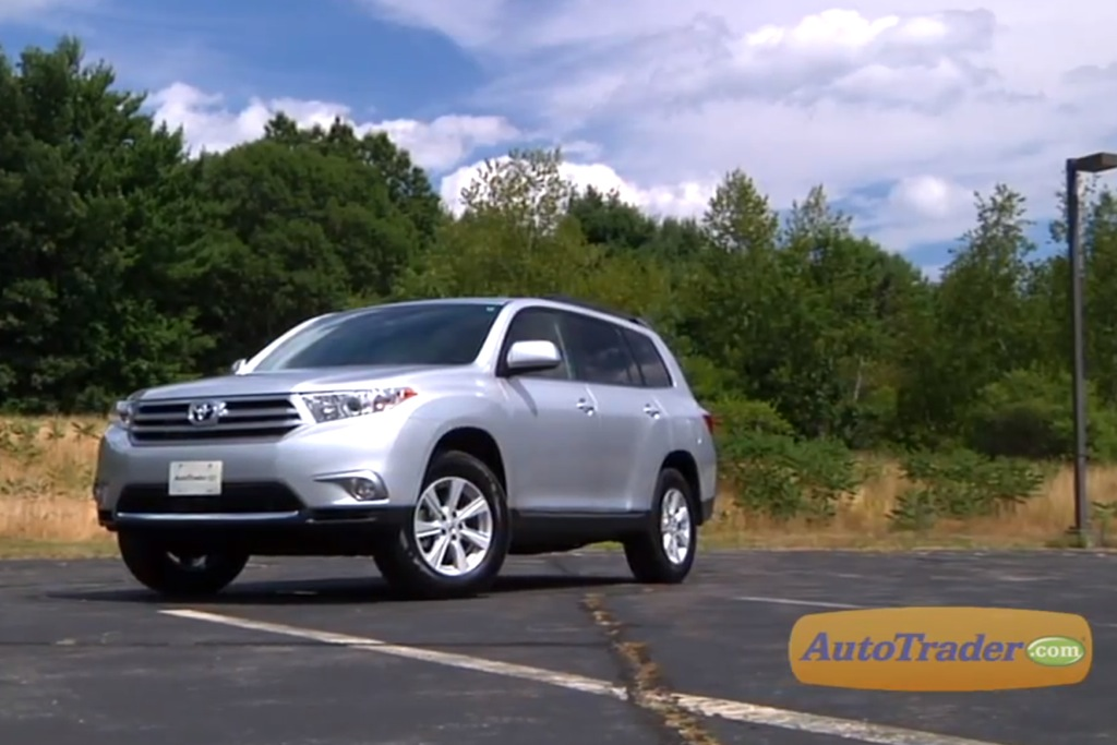 2012 Toyota Highlander: New Car Review Video