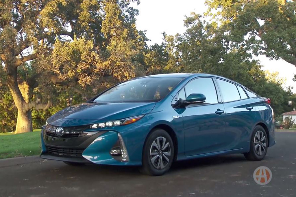 Video | 2018 Toyota Prius Prime: 60-Second Stats