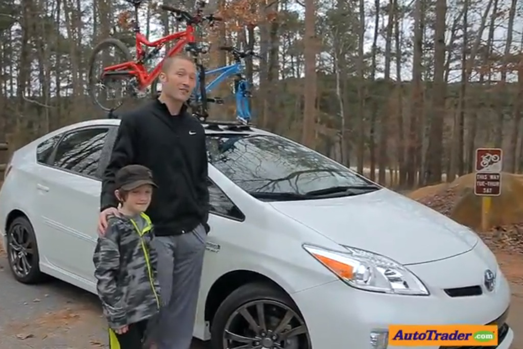 2013 Toyota Prius: Totally Tested Car Review Video