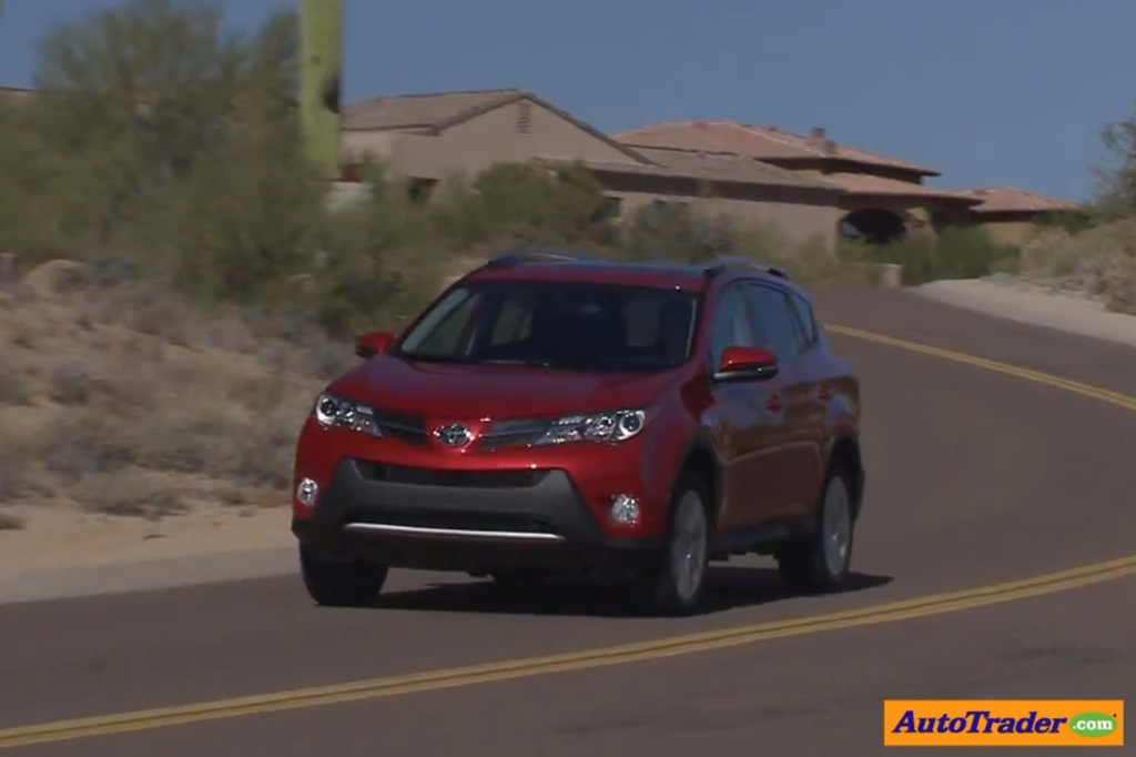 2013 Toyota RAV4: First Drive Review - Video