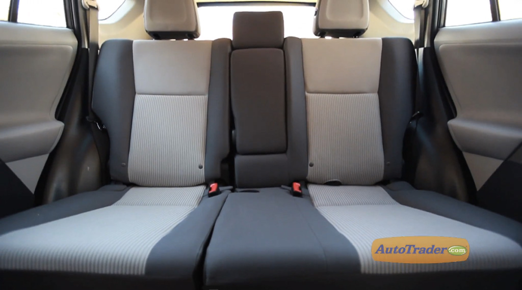 Does the 2013 Toyota RAV4 have a roomier interior?