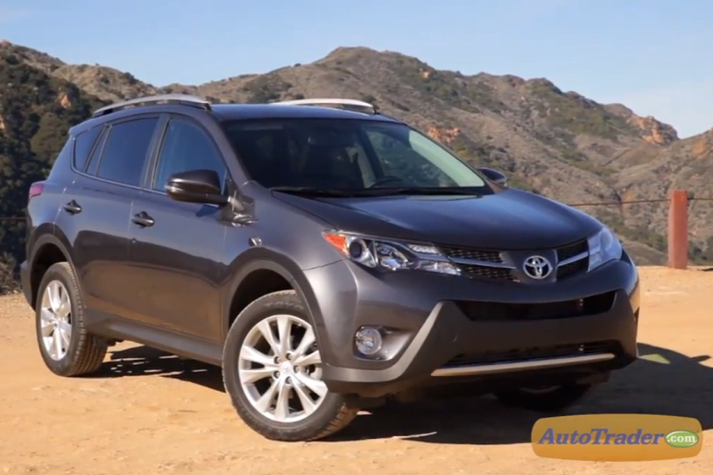 2013 Toyota RAV4: New Car Review Video