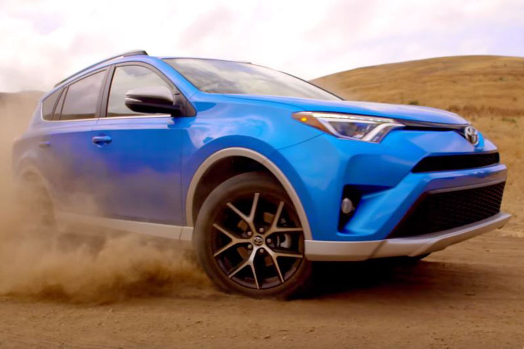 2016 Toyota RAV4: 5 Reasons to Buy - Video