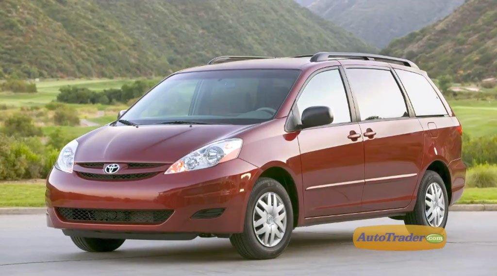 2013 Toyota Sienna: New Car Review Video
