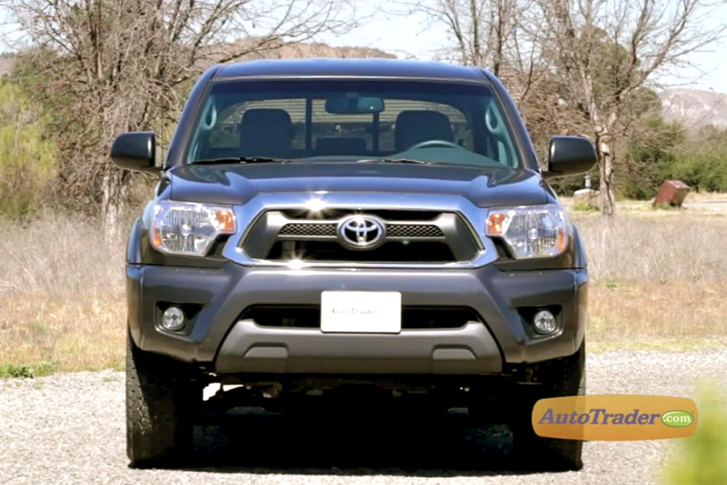 2012 Toyota Tacoma: New Car Review - Video