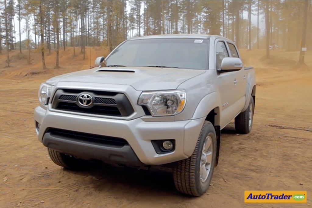 2013 Toyota Tacoma: Totally Tested Review Video